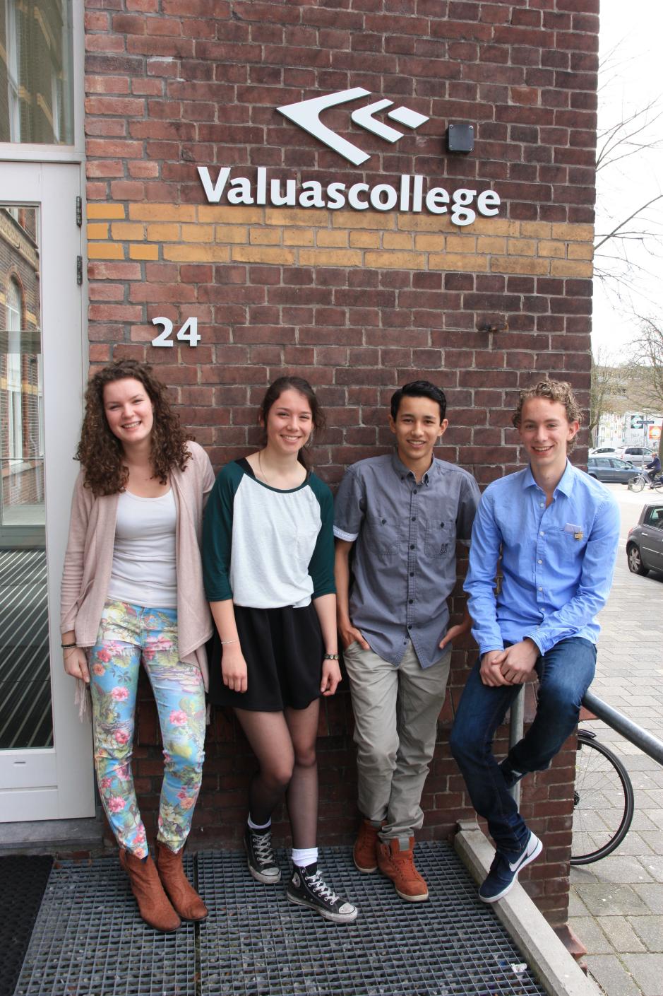 Werken bij valuascollege onderwijsgemeenschap venlo